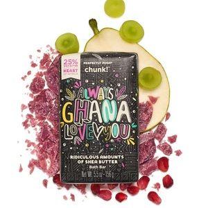 Perfectly Posh Ghana Love You Soap Chunk